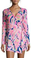 Lilly Pulitzer Tiki Wrap Romper