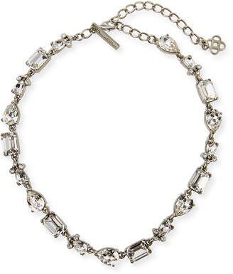Oscar de la Renta Core Crystal Necklace