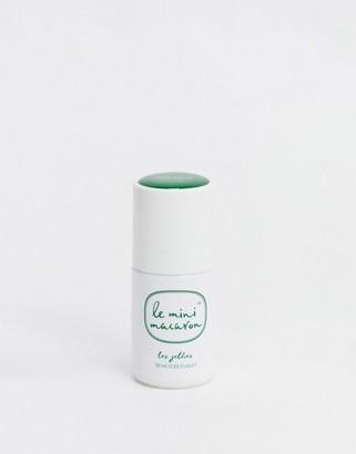 Le Mini Macaron Les Jellies Gel Nail Polish - Emerald