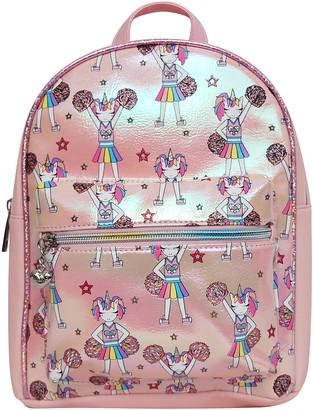 OMG Accessories OMG Gwen Cheerleader Print Mini Backpack