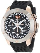 Mulco Prix Collection MW2-6313-025 Men's Analog Watch