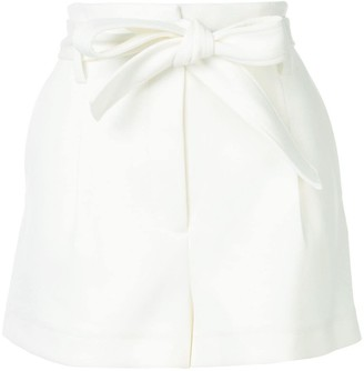 3.1 Phillip Lim High Waist Twill Short