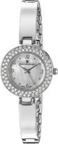 Christian Van Sant Women's CV8611 Palisades Analog Display Quartz Stainless Steel Watch