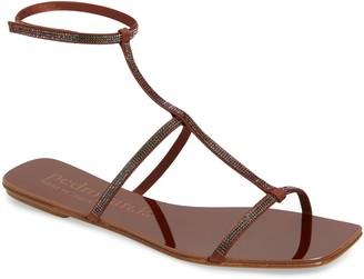 Pedro Garcia Keety Crystal Embellished Sandal