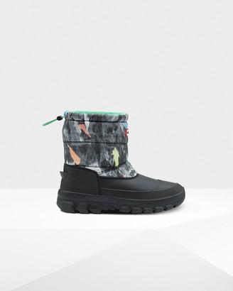 Hunter Women's Original Insulated Short Snow Boots