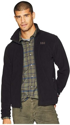 Helly Hansen Daybreaker Fleece Jacket (Black) Men's Jacket