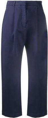 YMC Loose Fit Crop Trousers