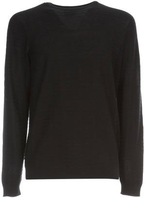 Giorgio Armani Cotton Silk Sweater Crew Neck