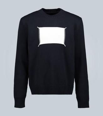 Maison Margiela Memory Of label cotton sweater