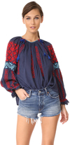 Ulla Johnson Mila Blouse