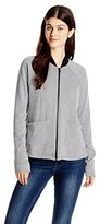 DKNY Women's Bonded Fleece Jacket
