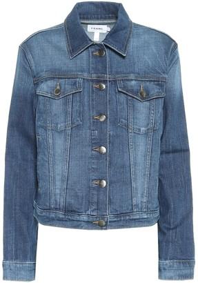 Frame Le Vintage denim jacket
