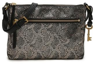 Fossil Fiona Leather Crossbody Bag