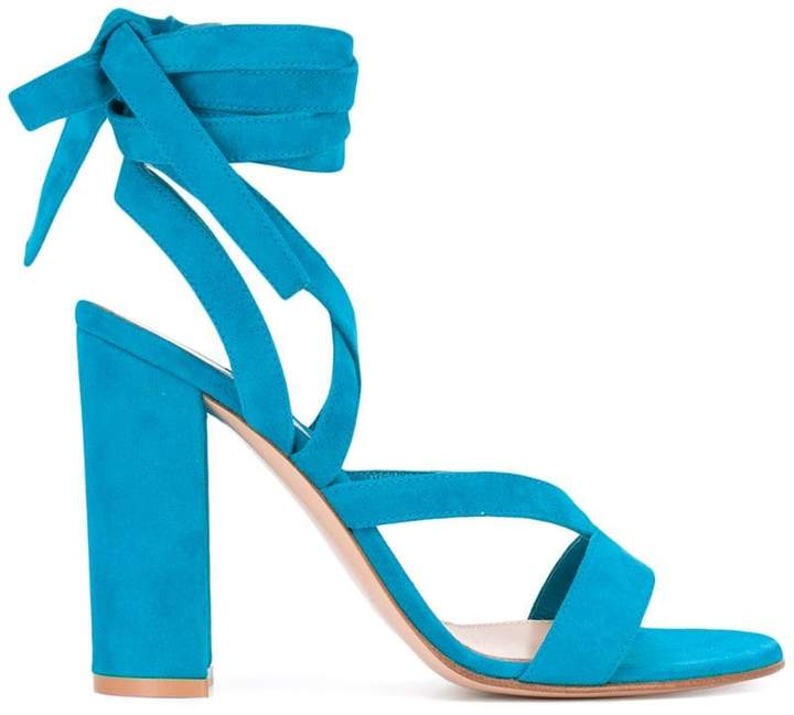 Gianvito Rossi Janis High sandals