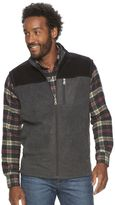 Croft & Barrow Men's Arctic Fleece Vest