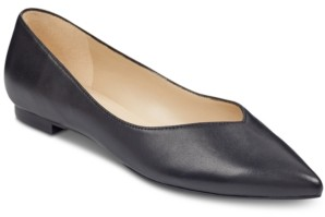 Marc Fisher Analia Pointed-Toe Flats Women's Shoes