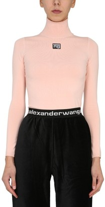 alexanderwang.t High Neck T-Shirt
