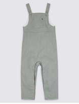 Marie Chantal Marie-chantal Dungarees with Wool