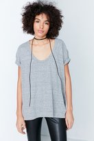 Truly Madly Deeply Tori Scoopneck Tee
