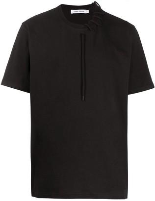 Craig Green lace-up detail T-shirt