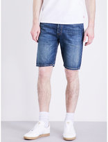 Levi's 501 Regular-fit Hemmed Denim Shorts