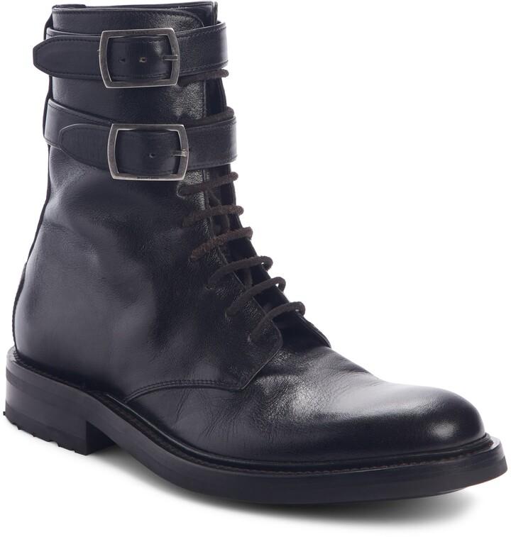 92f56a46e23e7 Vintage Combat Boots For Women - ShopStyle