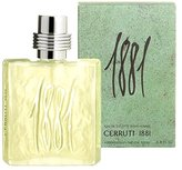 Nino Cerruti 1881 for Men Eau De toilette Spray, 3.3-Ounce