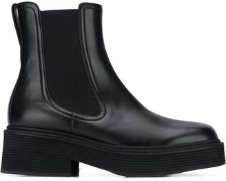 Marni platform chelsea boots