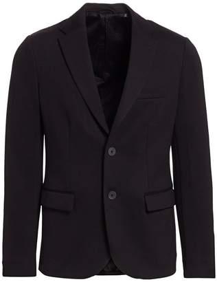 Emporio Armani Double-Jersey Soft Jacket