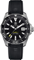 Tag Heuer WAY211AFT6068 aquaracer stainless steel watch
