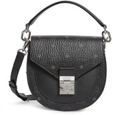 MCM Medium Visetos Patricia Shoulder Bag