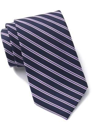 Tommy Hilfiger Tricolor Stripe Tie