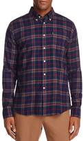 Barbour Seth Flannel Regular Fit Sport Shirt
