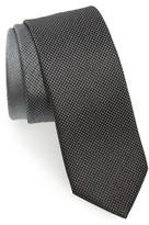 Lanvin Men's Gradient Silk Skinny Tie