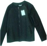 Gat Rimon Black Wool Jacket for Women