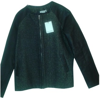 Gat Rimon Black Wool Jackets