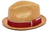 Paul Smith Pandan Straw Hat