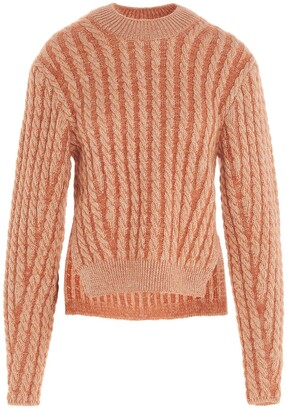 Chloé Cable Knit Sweater