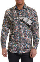 Robert Graham Reel Classic Fit Woven Shirt