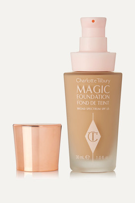 Charlotte Tilbury Magic Foundation Flawless Long-lasting Coverage Spf15 - Shade 6.5, 30ml