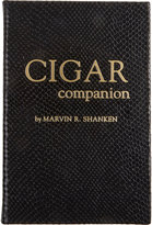 Barneys New York Cigar Companion