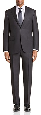 Canali Siena Birdseye Classic Fit Suit