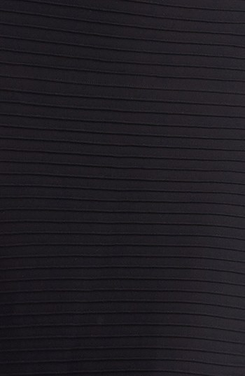 Tadashi Shoji One Shoulder Lace Detail Gown