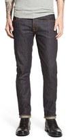 Nudie Jeans Men's 'Grim Tim' Slim Fit Raw Selvedge Jeans