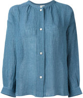 Masscob crumpled shirt - women - Linen/Flax/Polyamide - S