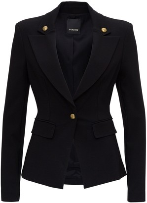 Pinko Single Breasted Jacket