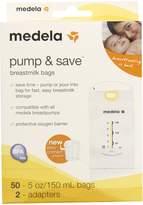 Medela Pump and Save Breast Milk Bags