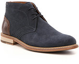 Aldo Dwalesen Chukka Suede Lace-Up Boots
