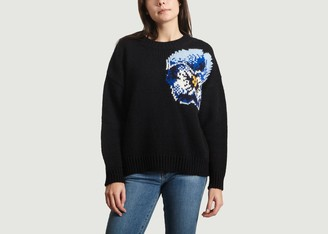 Cacharel Jacquard Jumper - XS
