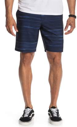 Public Opinion Printed Performance Shorts
